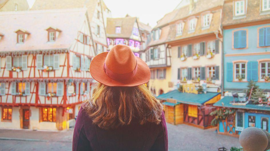 Colmar est la ville la plus accueillante selon Airbnb et on veut absolument y aller !