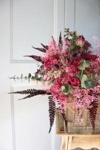 Coup de coeur : le grand retour des fleurs séchées en déco !
