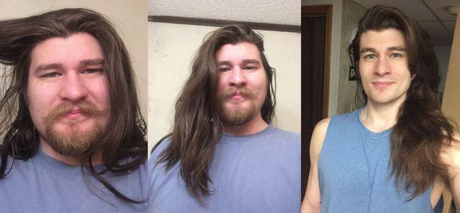 Il perd 15kg, tout le monde lui dit qu'il ressemble à un prince Disney (Photos)