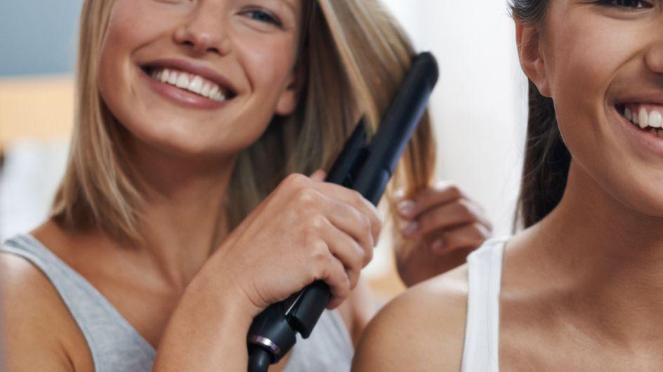 5 errori comuni da non fare più con la piastra per capelli
