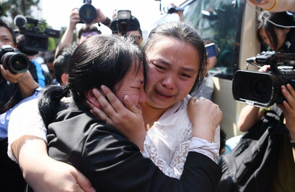 En Chine, des parents retrouvent leur fille disparue 24 ans après (Photos)
