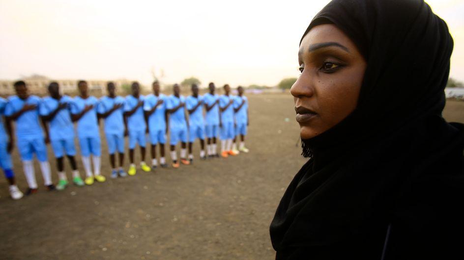 Au Soudan, Salma al-Majidi devient la première femme coach d'un club de football masculin