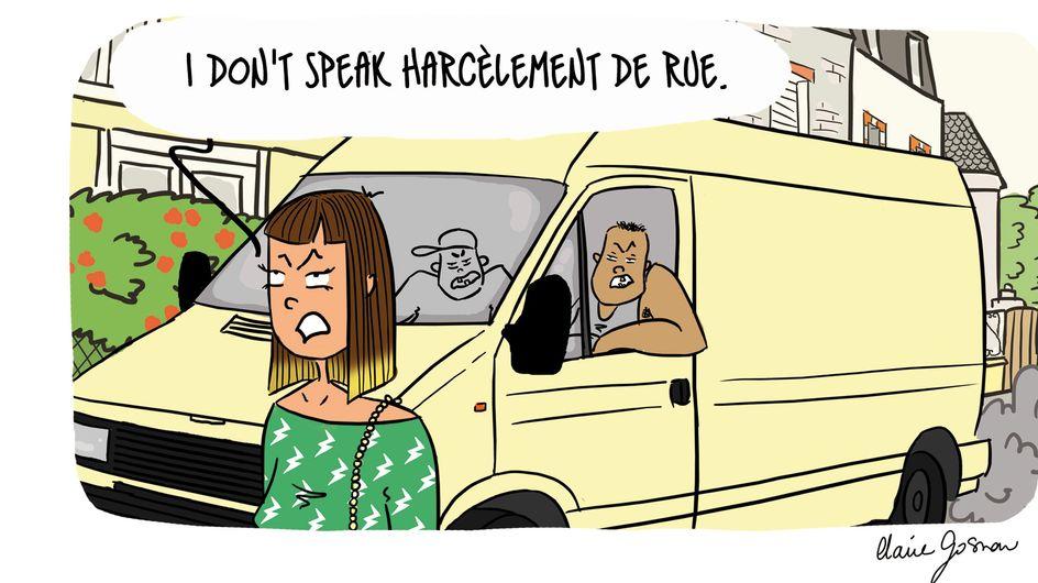 """""""Liberté, égalité, fous-moi la paix"""", le petit guide contre le harcèlement de rue"""