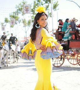 Cómo ser forastera en Sevilla y vestir en la Feria con dignidad