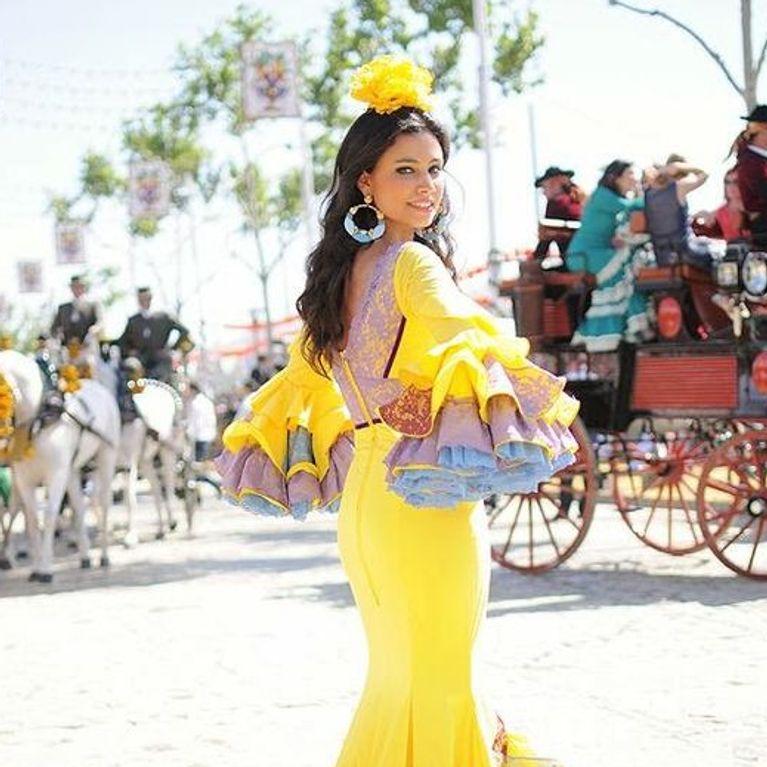 1f2559b3b Cómo vestir en la Feria de Abril de Sevilla