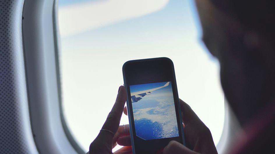 Cosa succede se non metti in modalità aereo in volo?