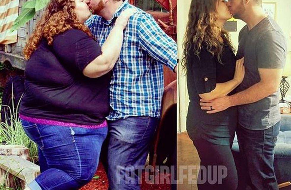 Dieses Ehepaar hat über 180 Kilo abgenommen - mit nur einem Trick!