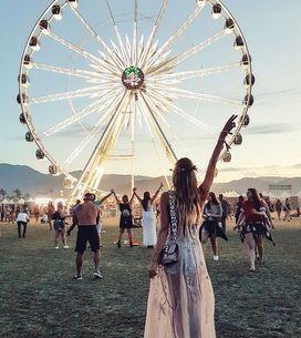 7 lecciones de estilo de Coachella para tus looks de festival