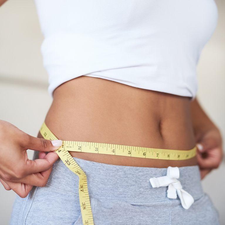 Perdida de peso efectiva