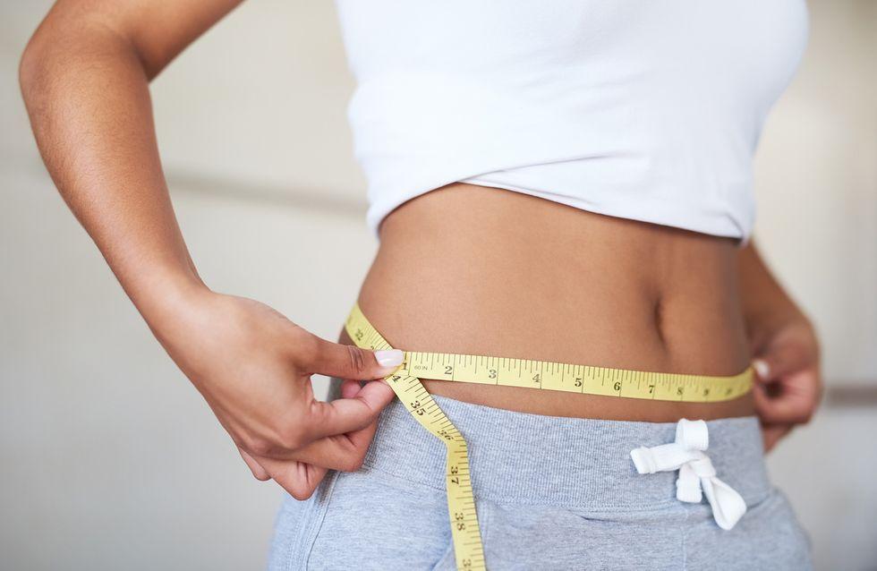 quiero bajar de peso estoy desesperada quiero