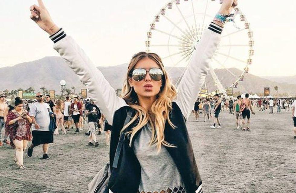 ¿Cómo es estar en la zona VIP de los festivales más posturetas del mundo?