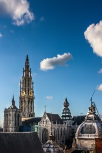 Aller visiter Anvers plutôt que Bruges