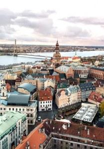 Craquer pour Riga plutôt que Prague