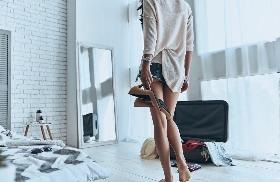Capsule Wardrobe: Im Kleiderschrank ist weniger jetzt mehr!