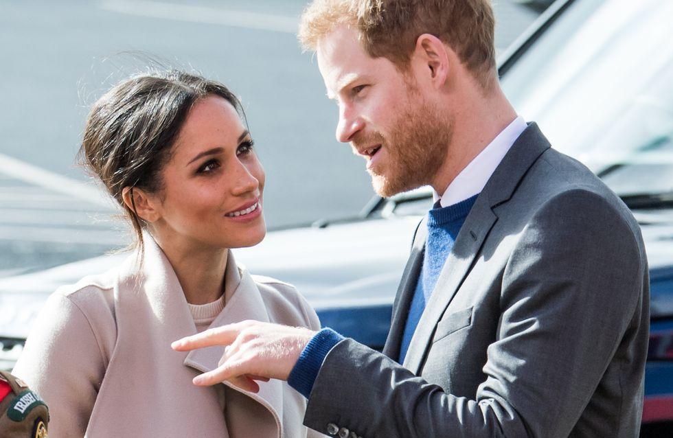 Le bel hommage de Meghan Markle et Harry à la princesse Diana pour leur mariage