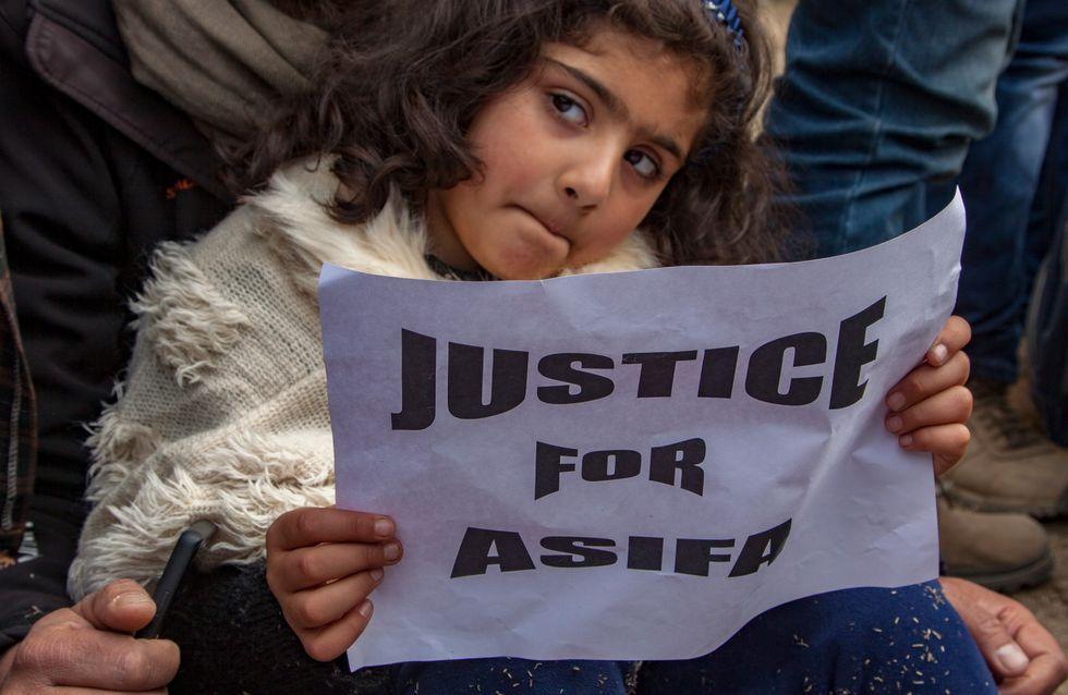 Justice pour Asifa : La colère en Inde après le meurtre d'une petite fille de 8 ans