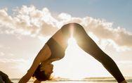 3 esercizi yoga per combattere le allergie primaverili