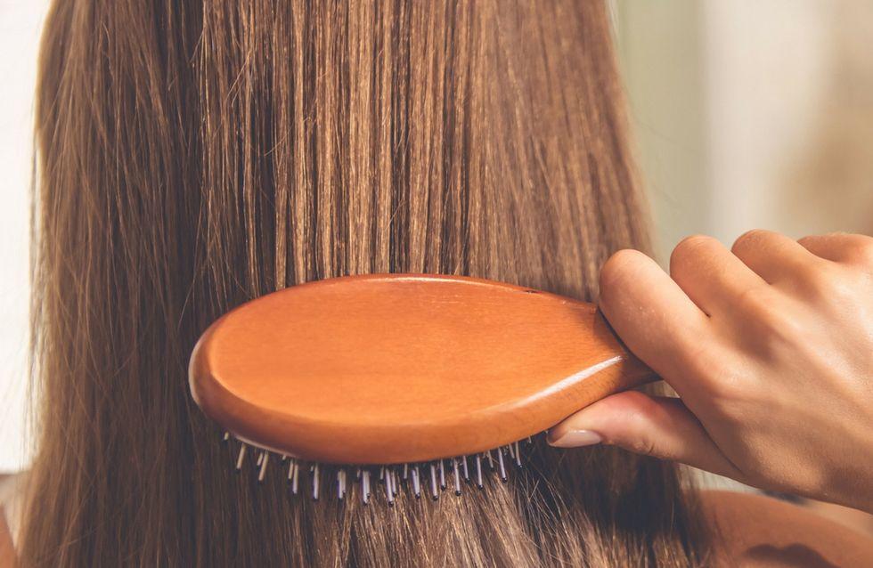 5 trucchi per non rovinare i capelli quando li pettini