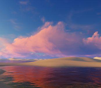 Ces déserts spectaculaires vont vous donner envie de prendre le premier vol (Pho