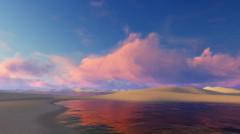 Ces déserts spectaculaires vont vous donner envie de prendre le premier vol (Photos)