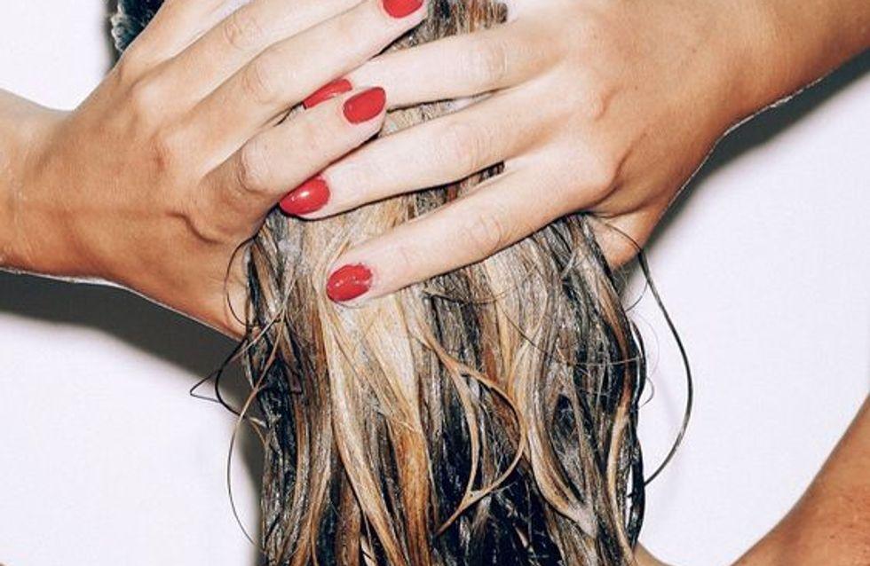 5 erreurs que l'on fait toutes quand on se lave les cheveux