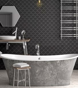 Ríndete al encanto de la bañera