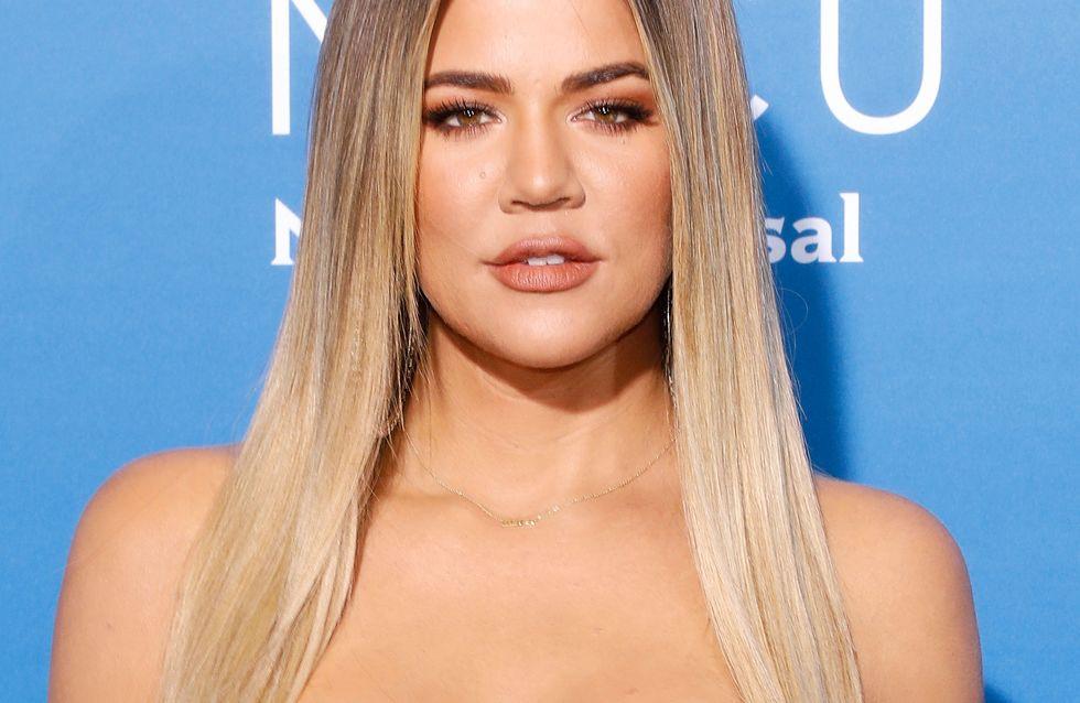 Khloe Kardashian dévoile le prénom de sa fille et il est assez... surprenant