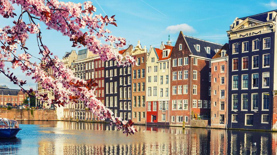 Viajar en primavera: 5 destinos para recibir el buen tiempo