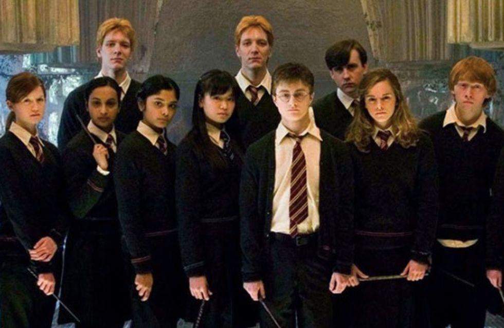 Les stars de Harry Potter sont à nouveau réunies et ça nous met du baume au coeur (photo)
