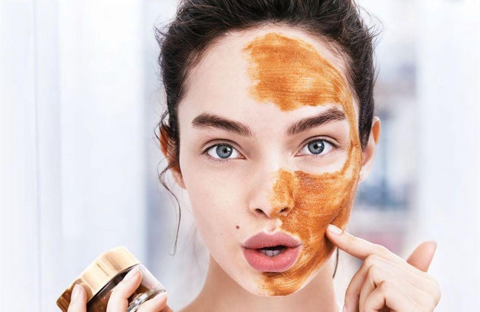 Scrub allo zucchero: 5 benefici per la pelle del viso!