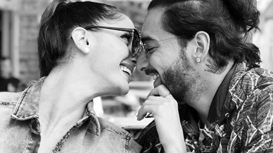 Maluma y la modelo Natalia Barulích confirman su noviazgo