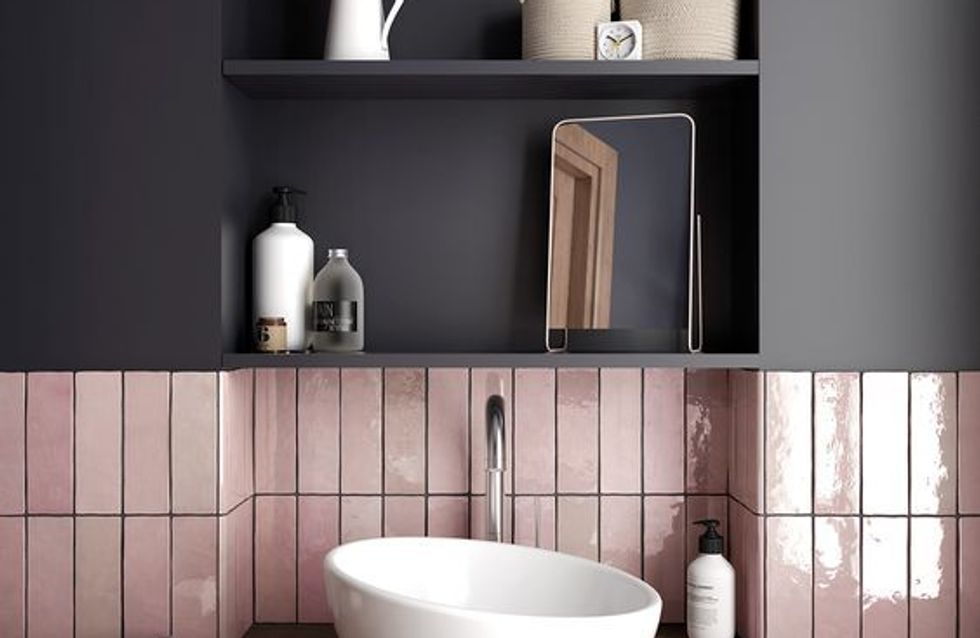 Grandes ideas de decoración para baños pequeños