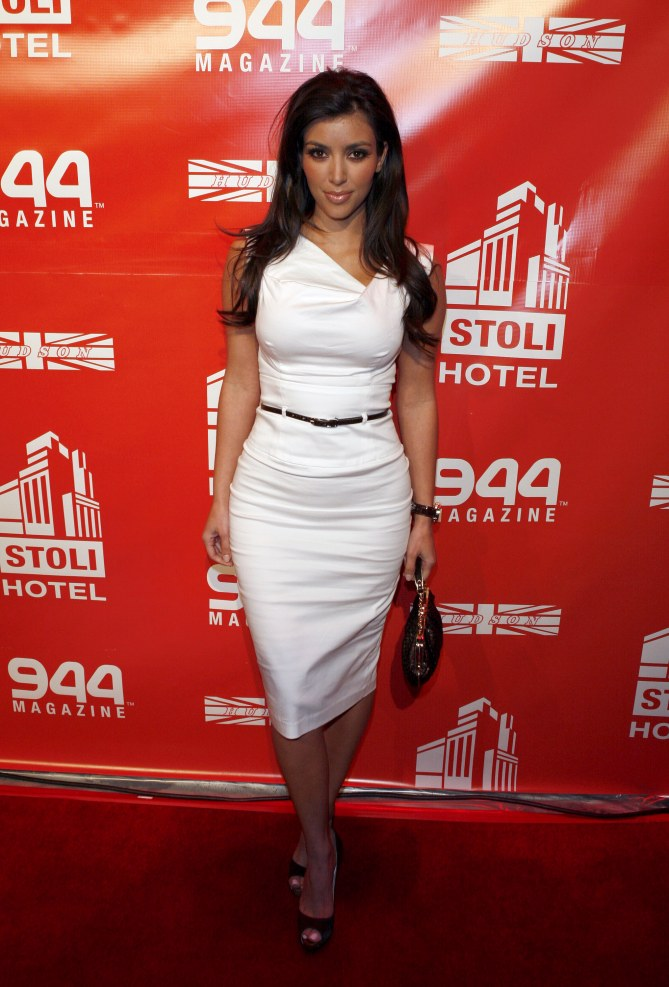 Surprenant ! Meghan Markle opte pour la même robe que Kim Kardashian (Photos)