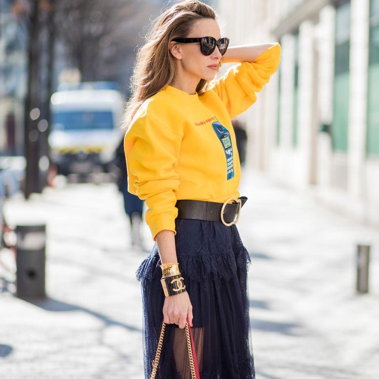 Blond Oder Brünett Wem Steht Die Trendfarbe Gelb