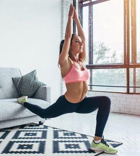 Ejercicios para muslos: fortalécelos con esta tabla