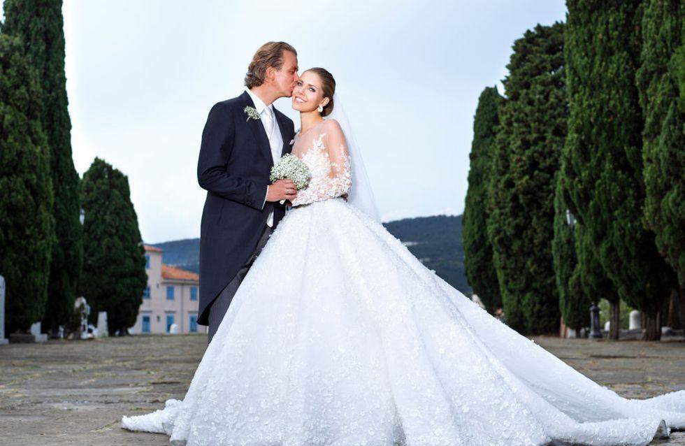OMG! So viel kosten die 10 teuersten Hochzeitskleider ALLER Zeiten