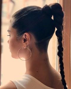 Alerte ! Selena Gomez s'est rasé la tête (Photos)