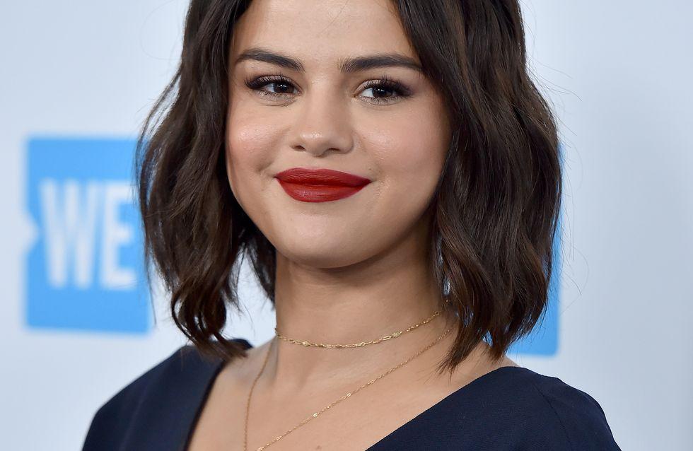 Selena Gomez s'est rasé la tête, et vous n'allez pas en revenir (Photos)