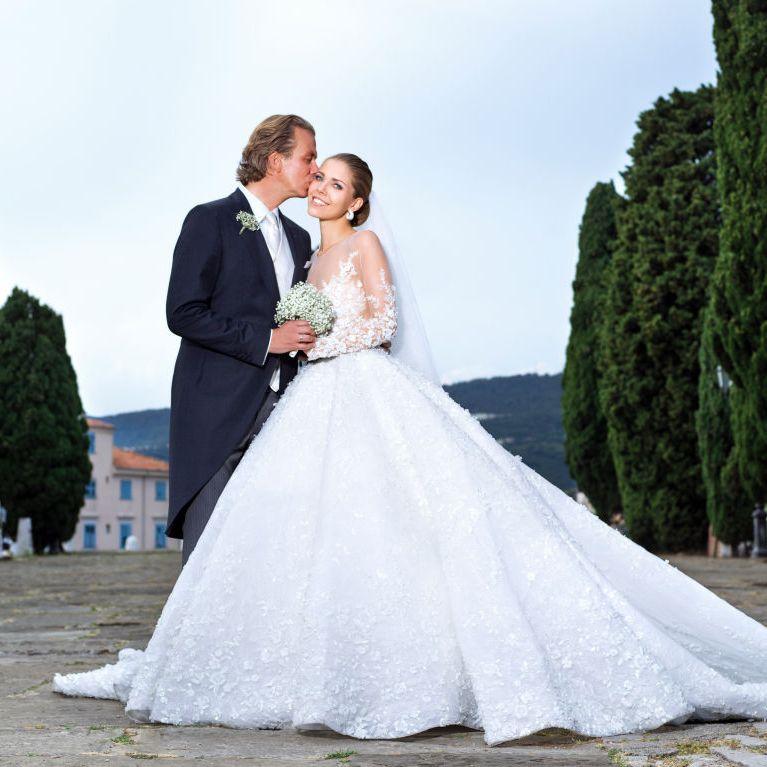 Das Sind Die 10 Teuersten Brautkleider Der Welt