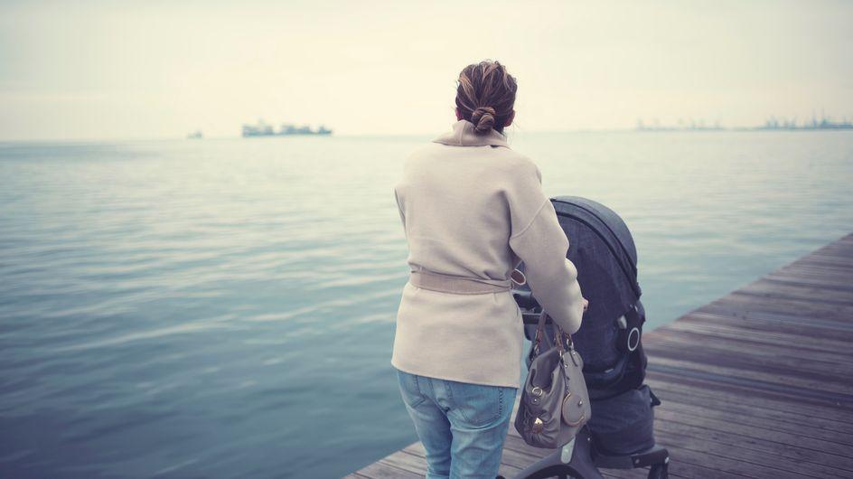 Postnatale Depression: Warum betroffene Mamas nicht darüber sprechen