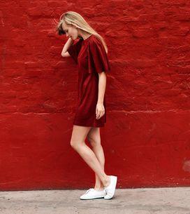 In flachen Schuhen größer wirken: Diese 7 Styling-Tricks musst du kennen