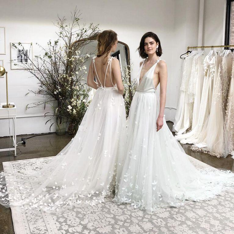 último descuento el más baratas elige el más nuevo New York Bridal Week primavera-verano 2019