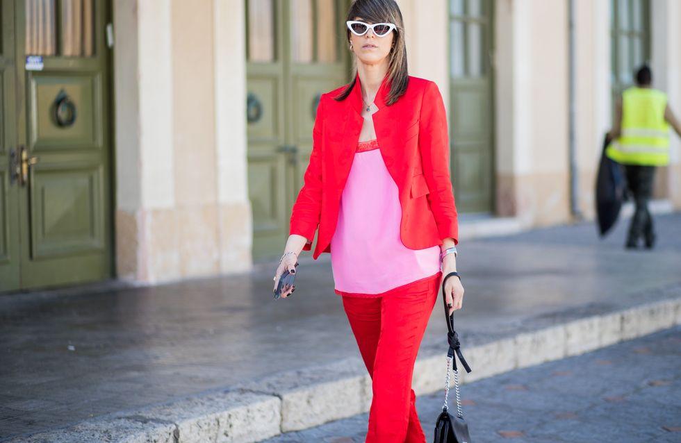 Color Blocking is back: So trägst du den Trend-Style richtig!