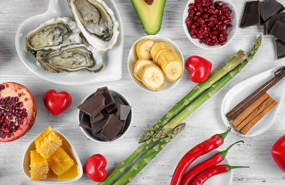 The A-Z of aphrodisiac foods