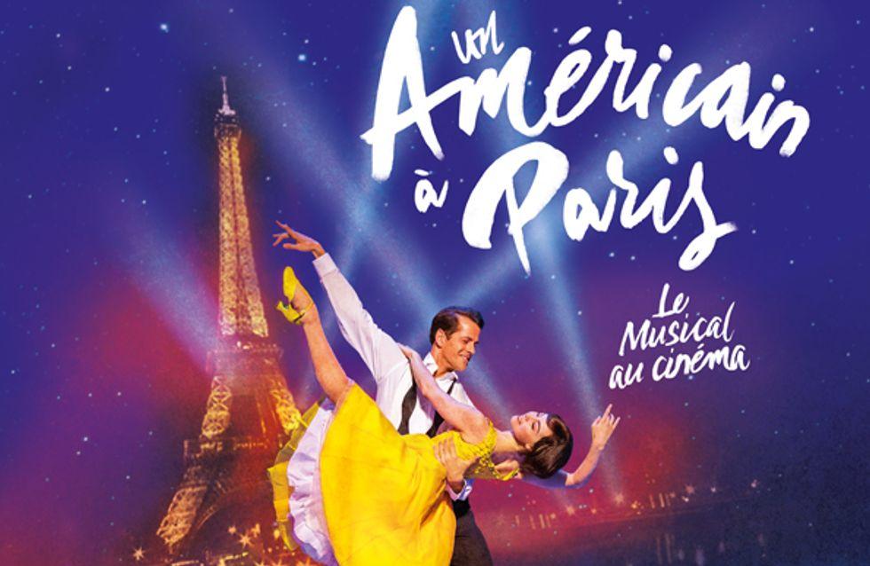 Le spectacle Un américain à Paris débarque au cinéma et on a vraiment hâte !