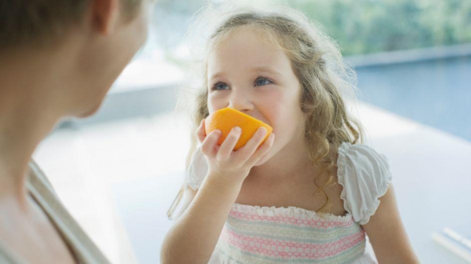 Vitaminas para niños: imprescindibles en la nutrición de tu hijo