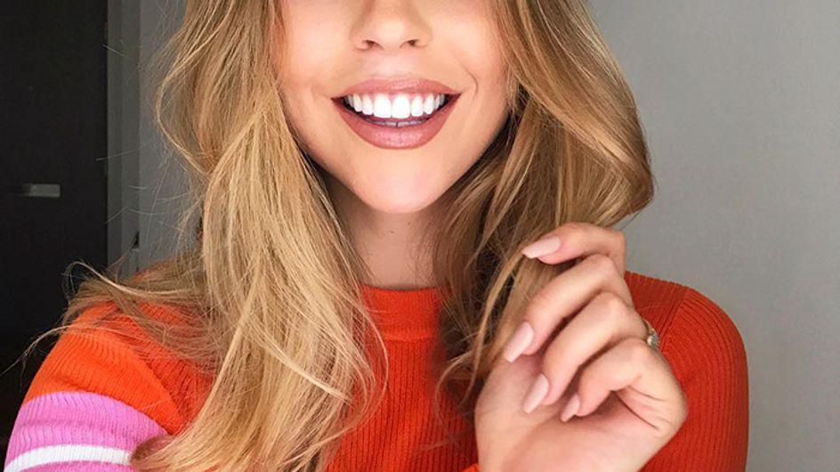 Una bloguera promueve el 'body positive' para salir perfecta en Instagram