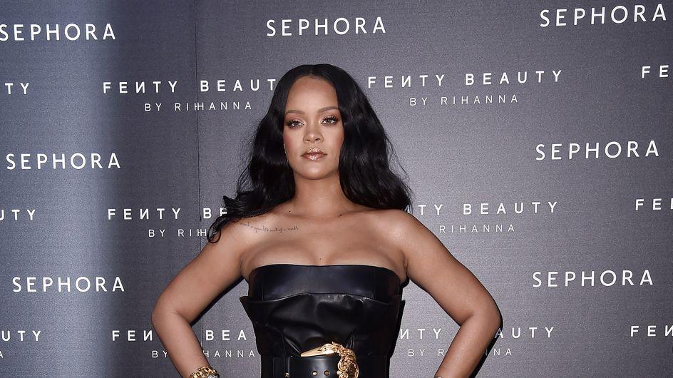 Rihanna crée sa marque de lingerie et les premiers modèles sont canons !