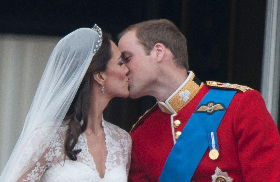 Kate Middleton et le prince William fêtent leurs 7 ans de mariage avec une adorable photo