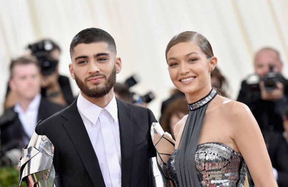 Gigi y Zayn Malik, la reconciliación más esperada